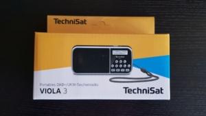 Verpackung TechniSat Viola 3