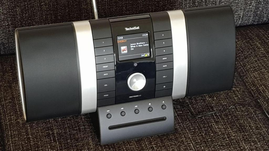 TechniSat Multyradio 4.0 DAB+ Modus